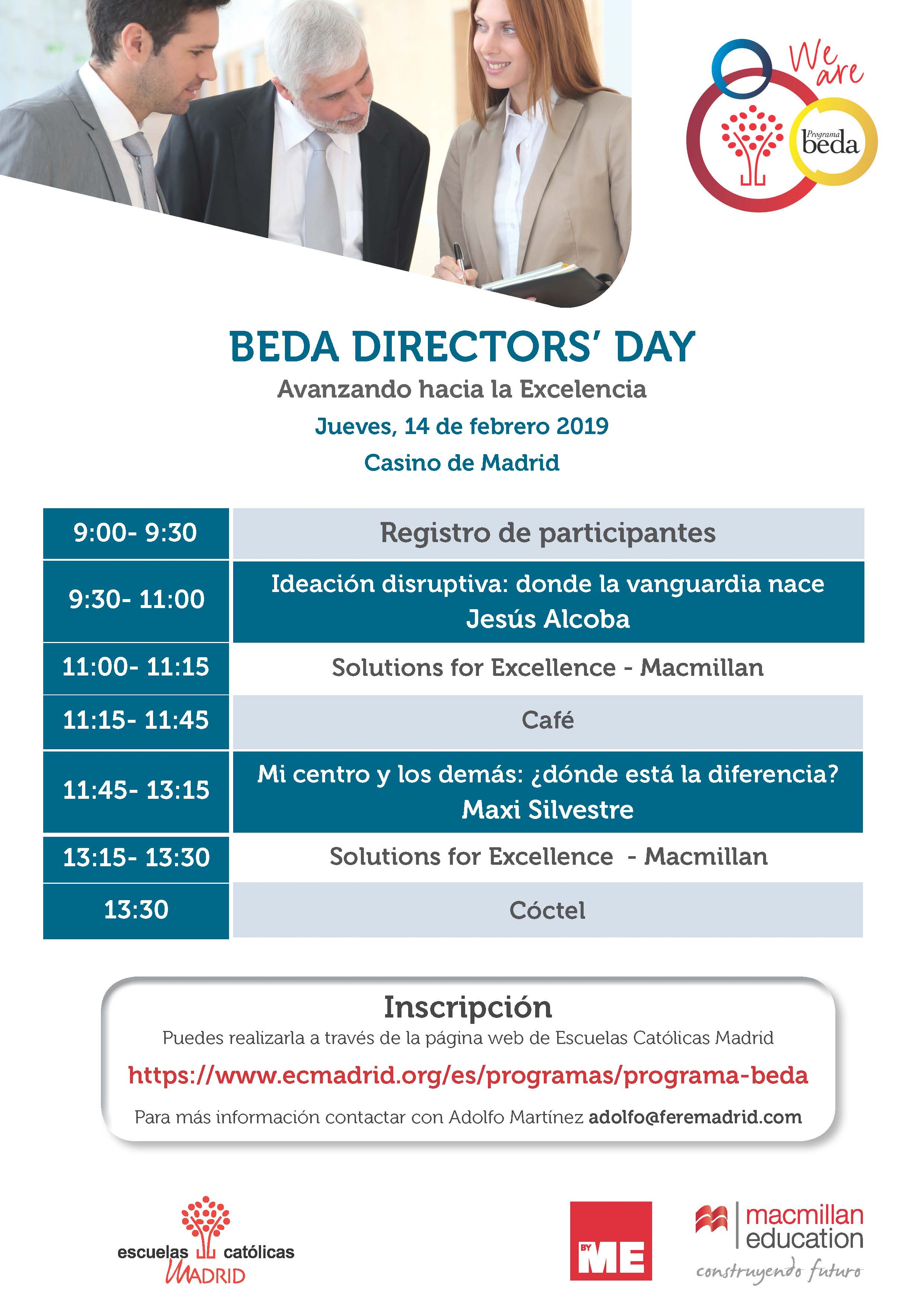 Programa DIrector´s Day